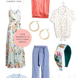 These are the summer trends I'm loving right now. All of my must-have summer style picks and outfit inspiration!   M Loves M @marmar