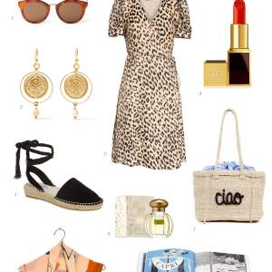 My monthly July edit is inspired by Italian style! | M Loves M @marmar