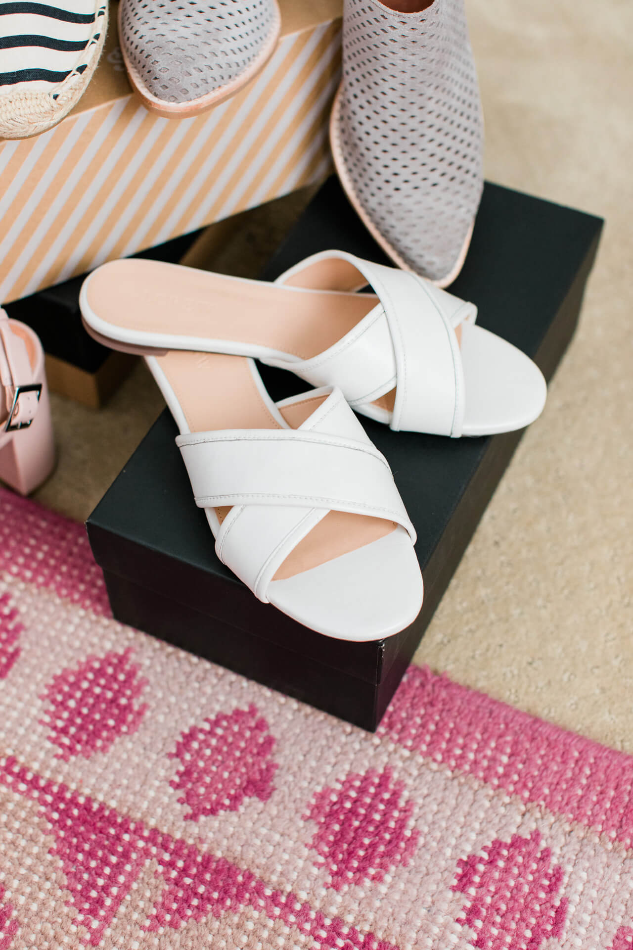 The summer shoes every woman needs.   M Loves M @marmar
