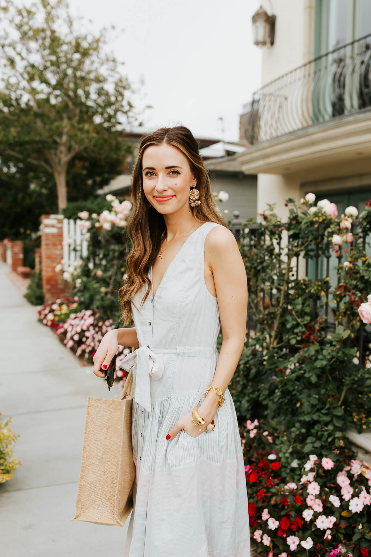 The perfect summer dress I've been wearing non-stop! | M Loves M @marmar
