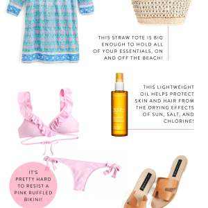 I'm sharing everything I'm packing for a Labor Day weekend trip to Lake Tahoe! | M Loves M @marmar