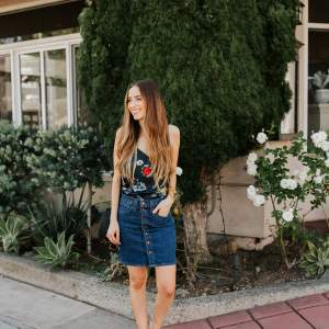 What to wear when you're sick of wearing shorts. | M Loves M @marmar