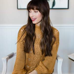 Fall makeup tutorial with Burt's Bees. | M Loves M @marmar