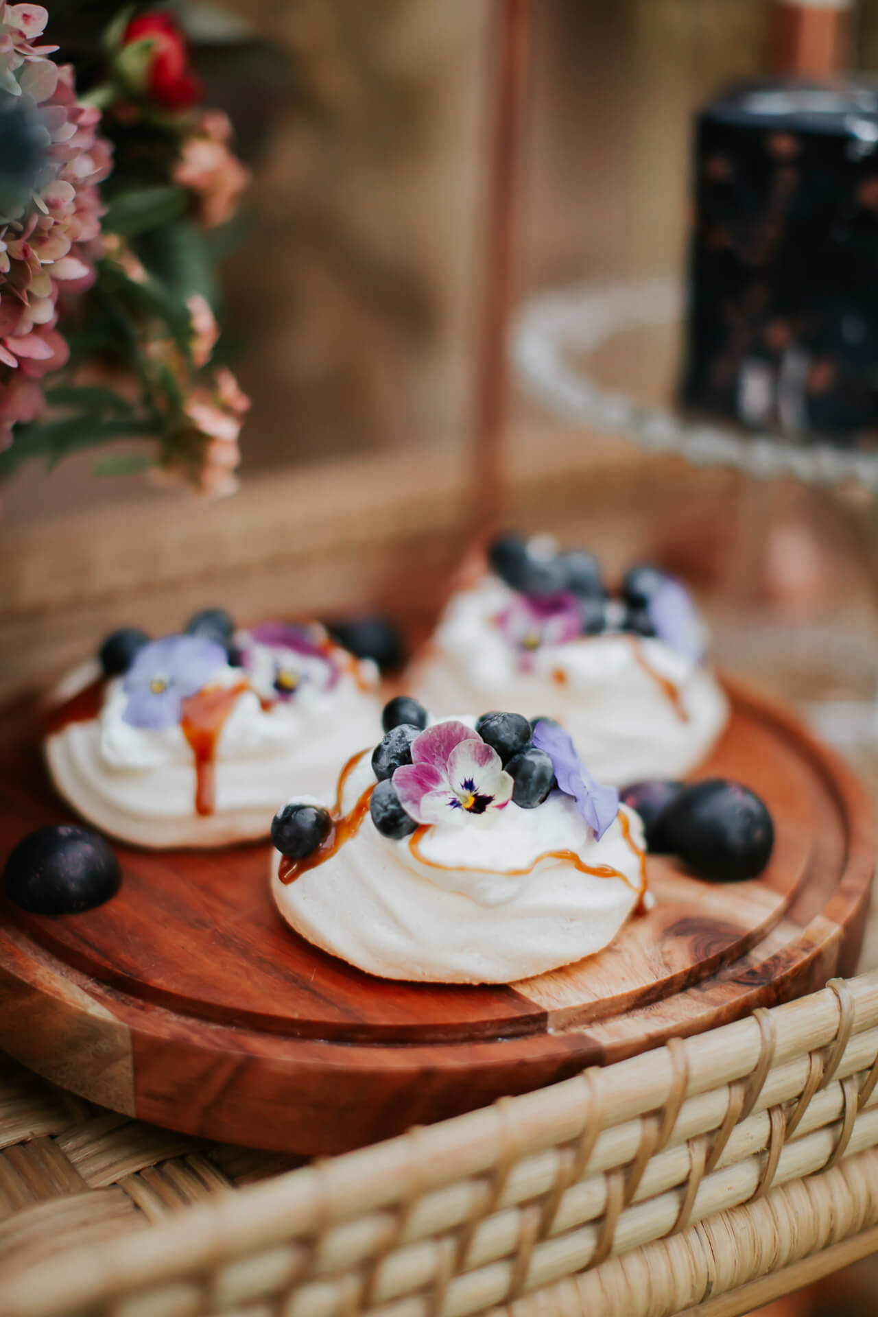 gender reveal dessert ideas - M Loves M @marmar