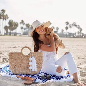 Kat Tanita of From Love With Kat is sharing her perfect day in Venice Beach!- M Loves M @marmar