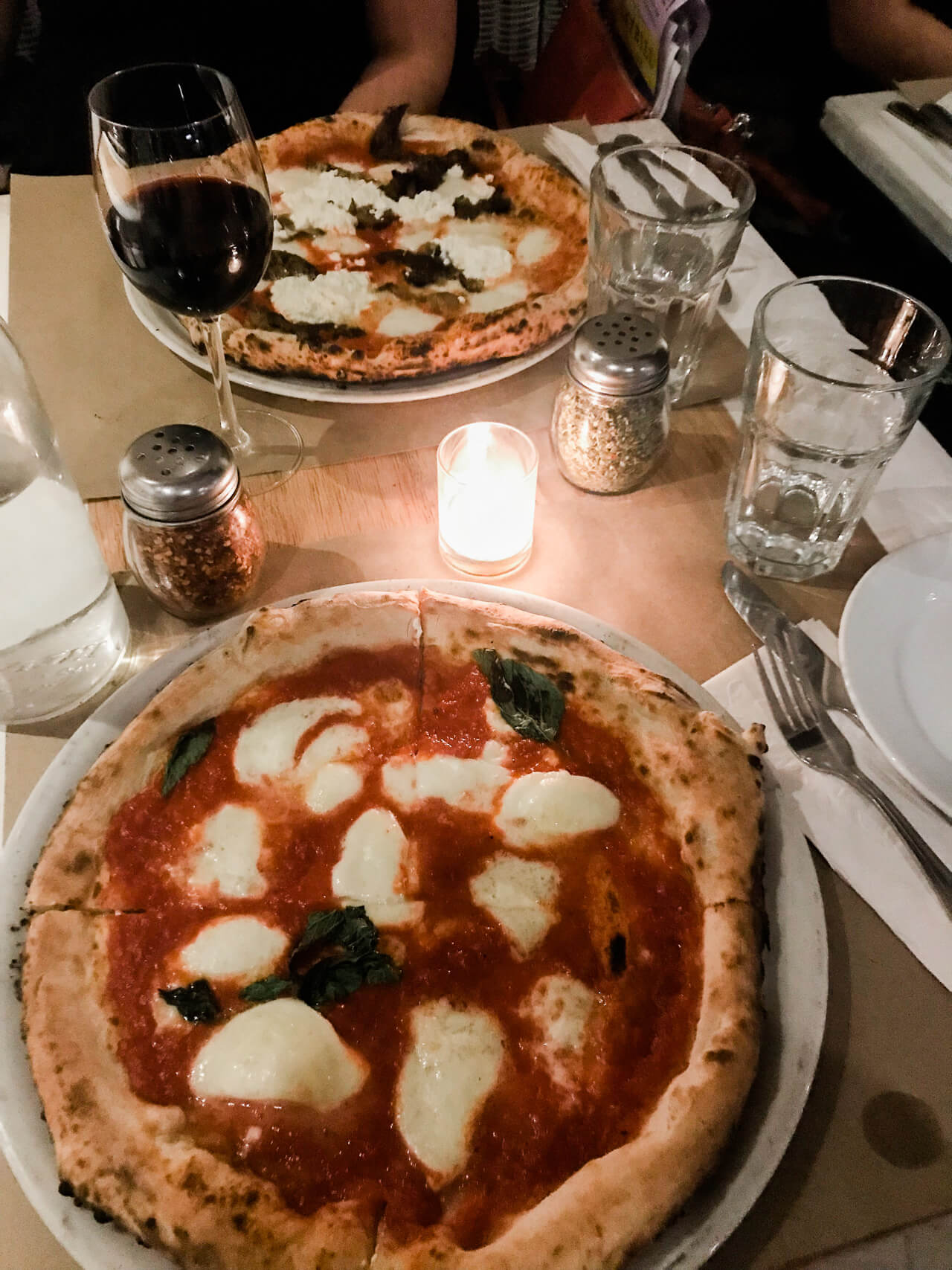 Of course I had to find the best pizza in NYC! | M Loves M @marmar