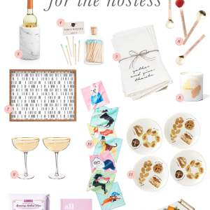 This is the perfect gift guide for the hostess in your life! - M Loves M @marmar