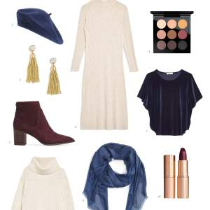 I love jewel tones when they are paired with neutral pieces! - M Loves M @marmar