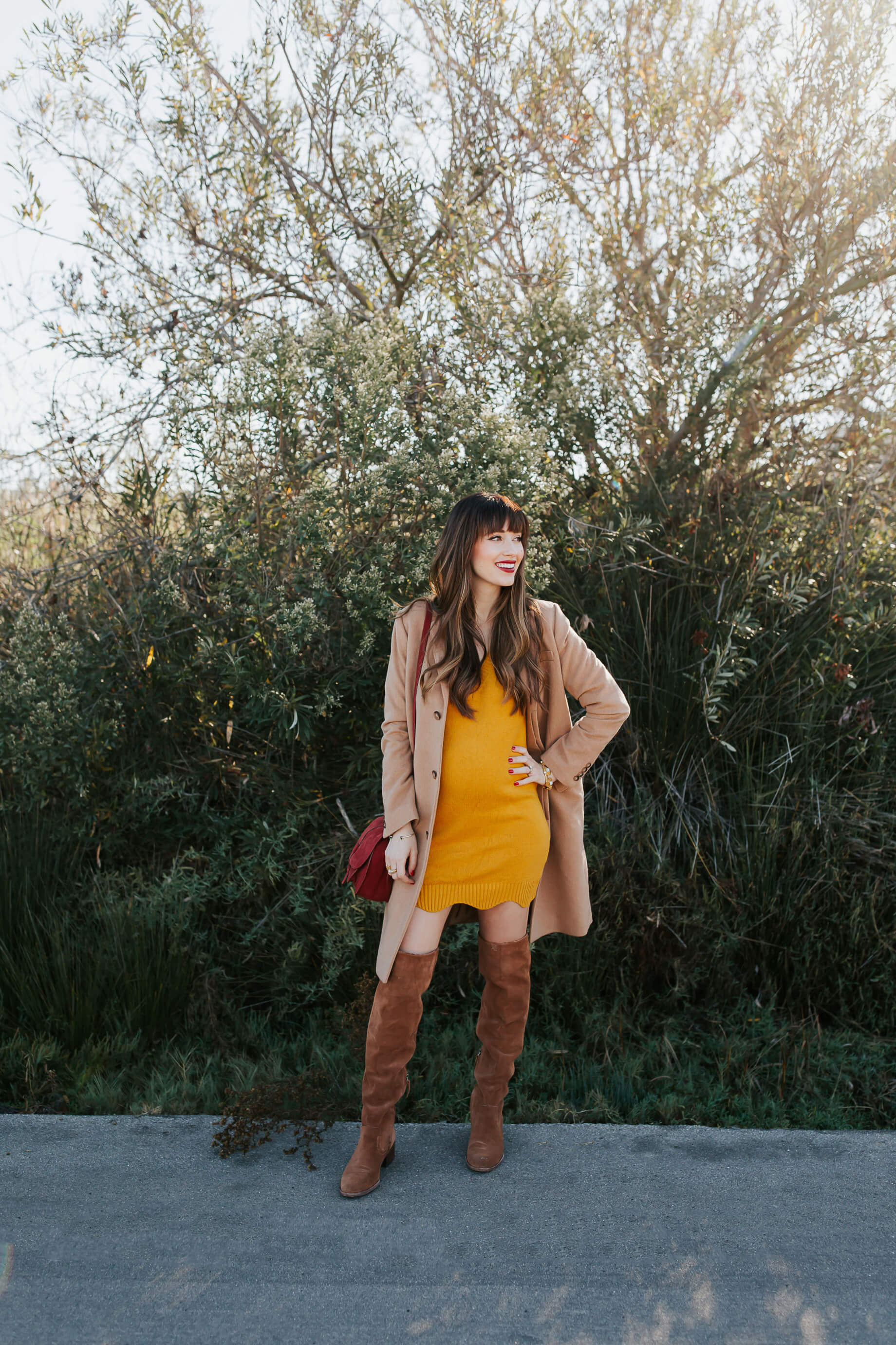 Why a Sweater Dress is My Favorite Fall Style