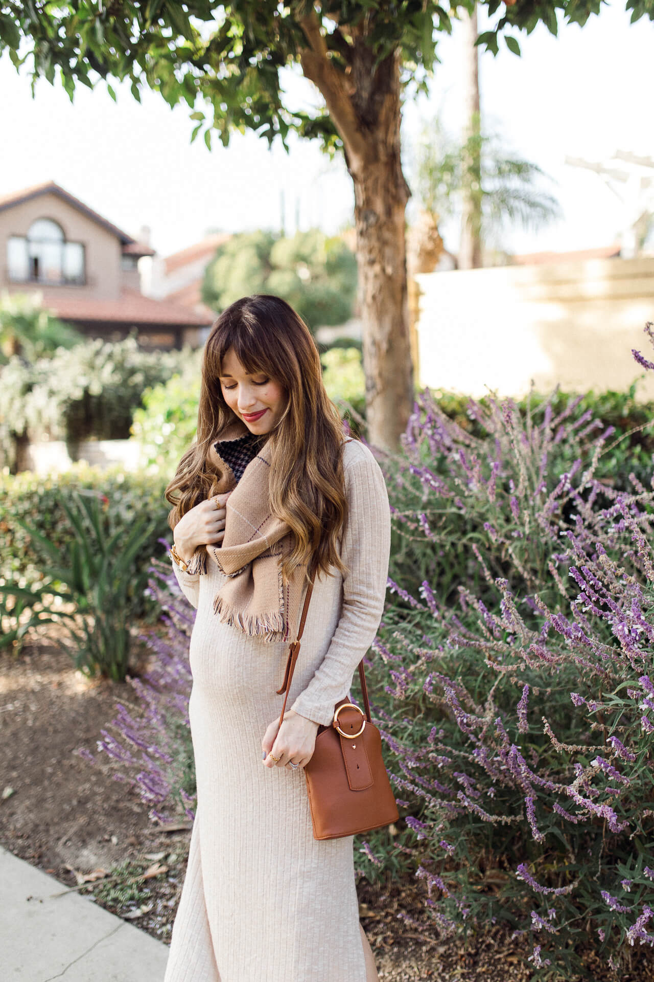 This long sweater dress from Topshop is so cute! - M Loves M @marmar