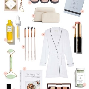 This beauty lover gift guide is too pretty! - M Loves M @marmar