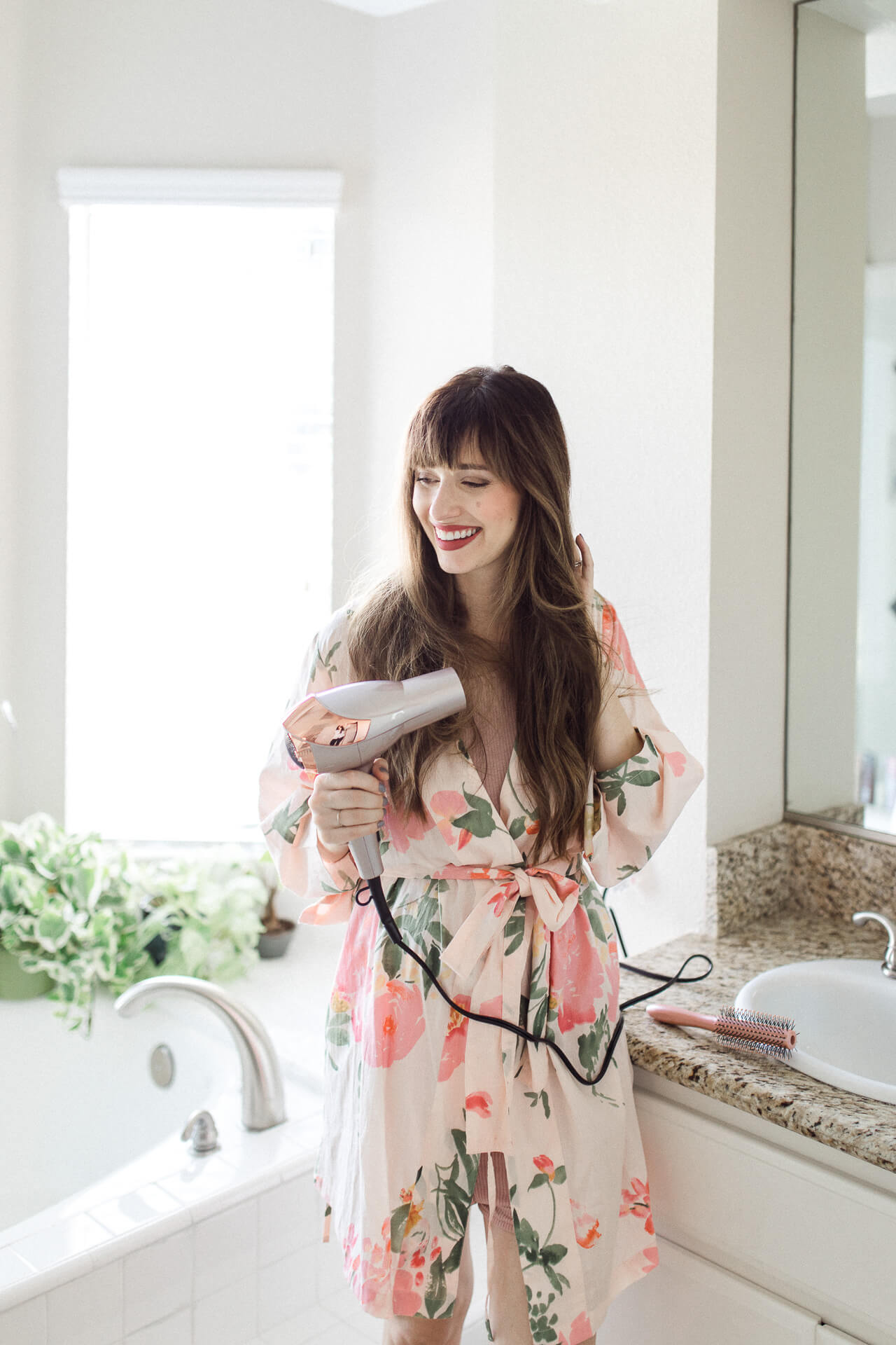How to style bangs! - M Loves M @marmar