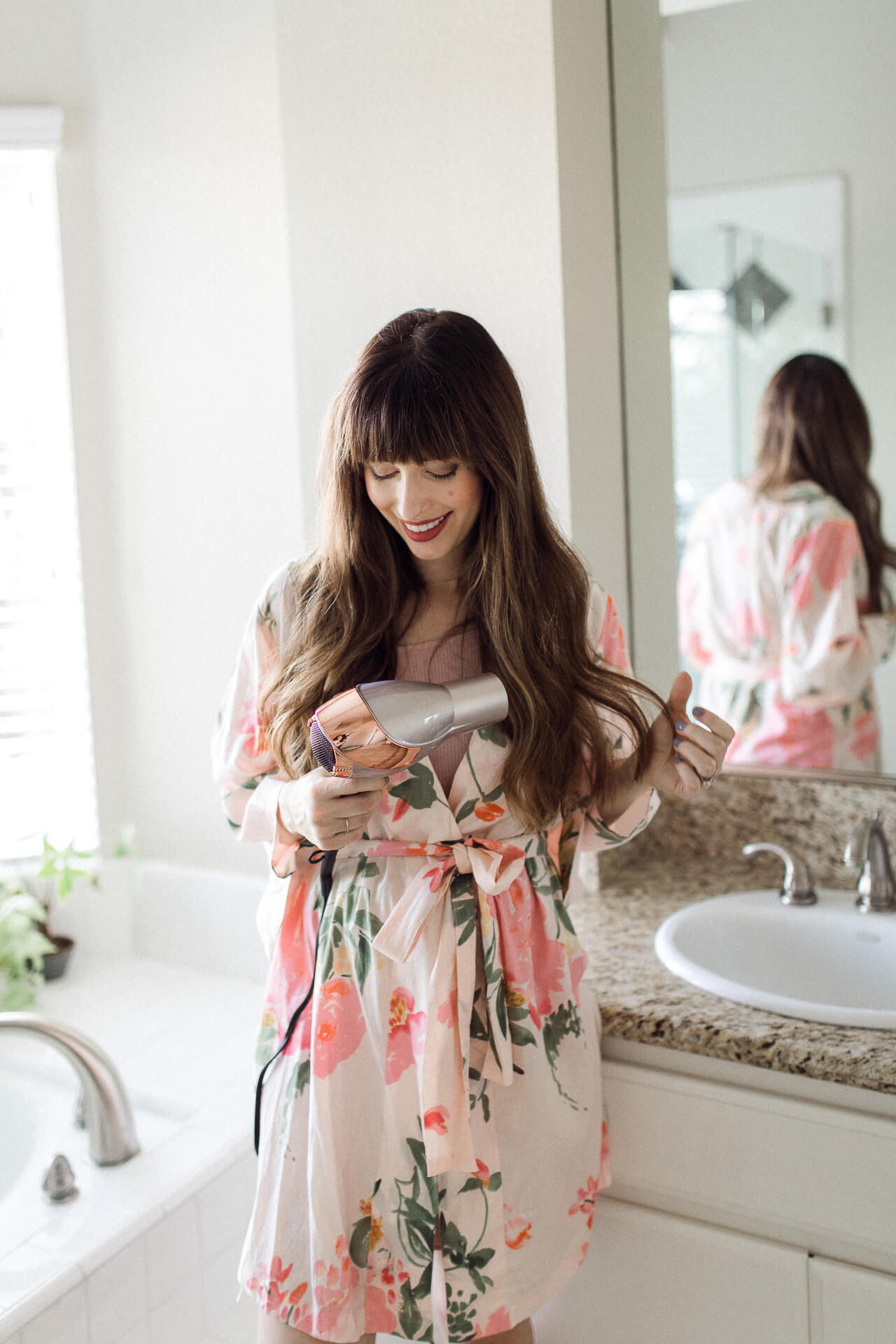 I'm sharing my best tips for styling bangs! - M Loves M @marmar