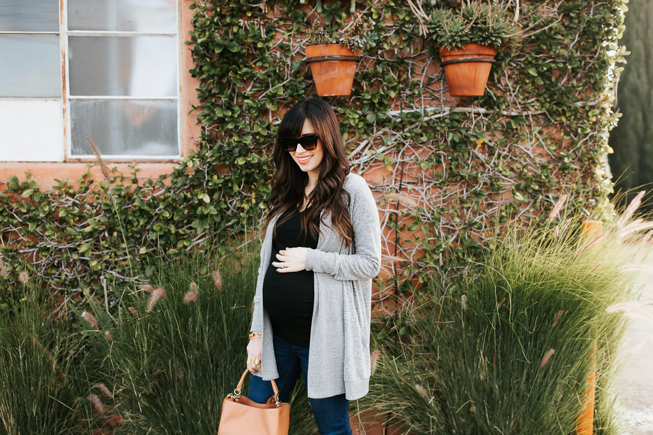 An easy maternity outfit! - M Loves M @marmar