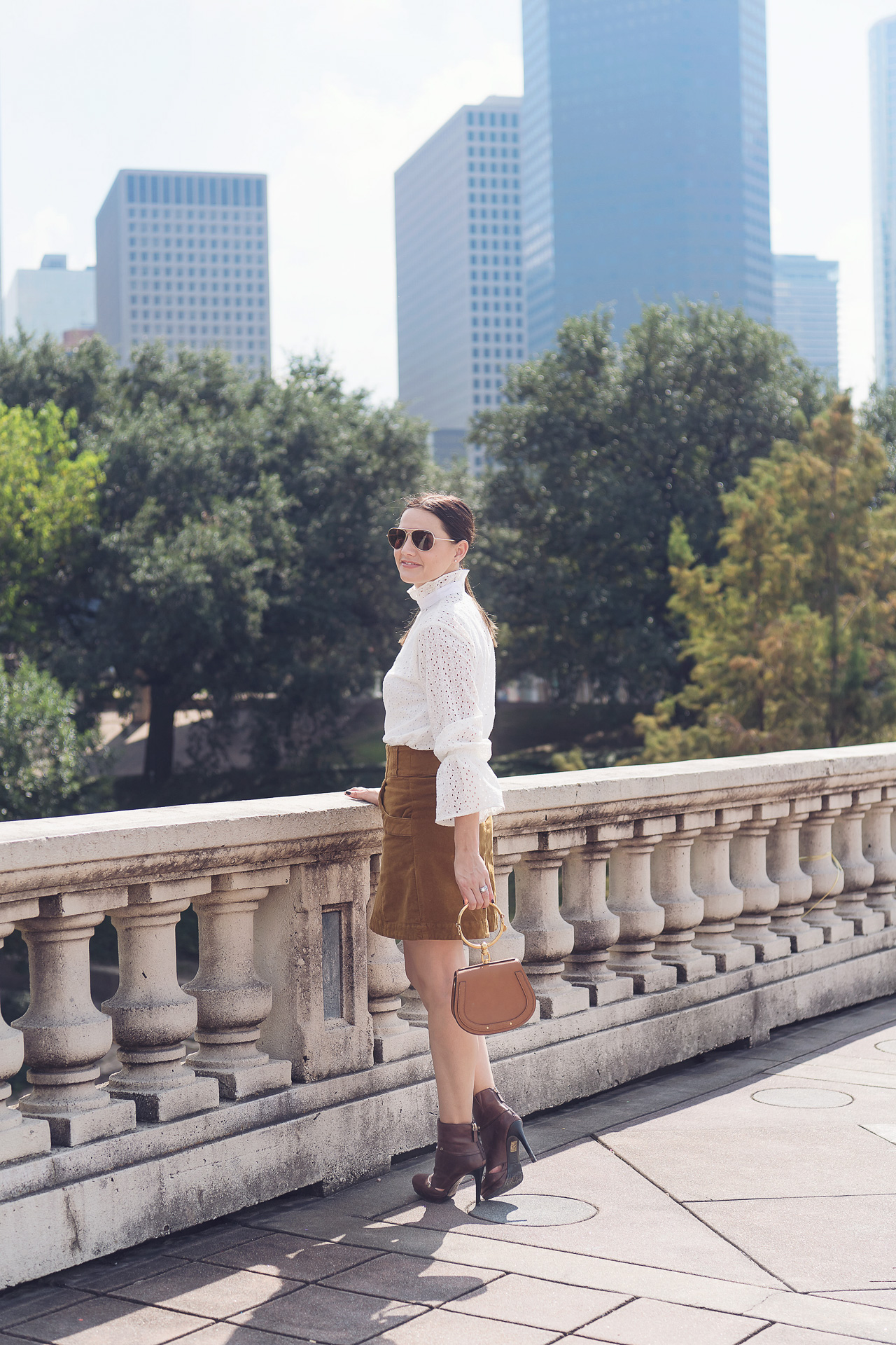 Houston Texas style blogger Harper Knapp. - M Loves M @marmar