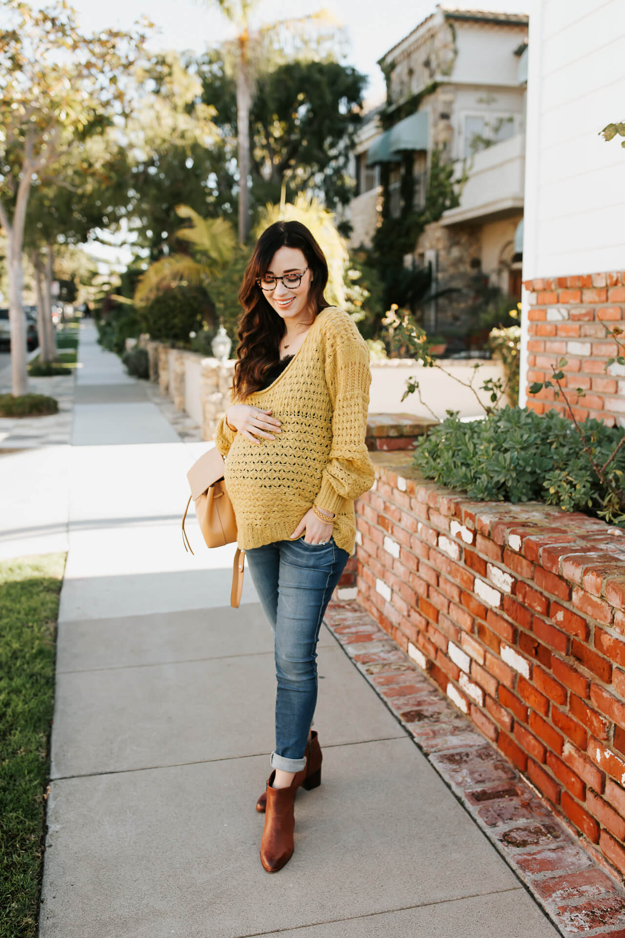 I love this oversized sweater for winter! - M Loves M @marmar
