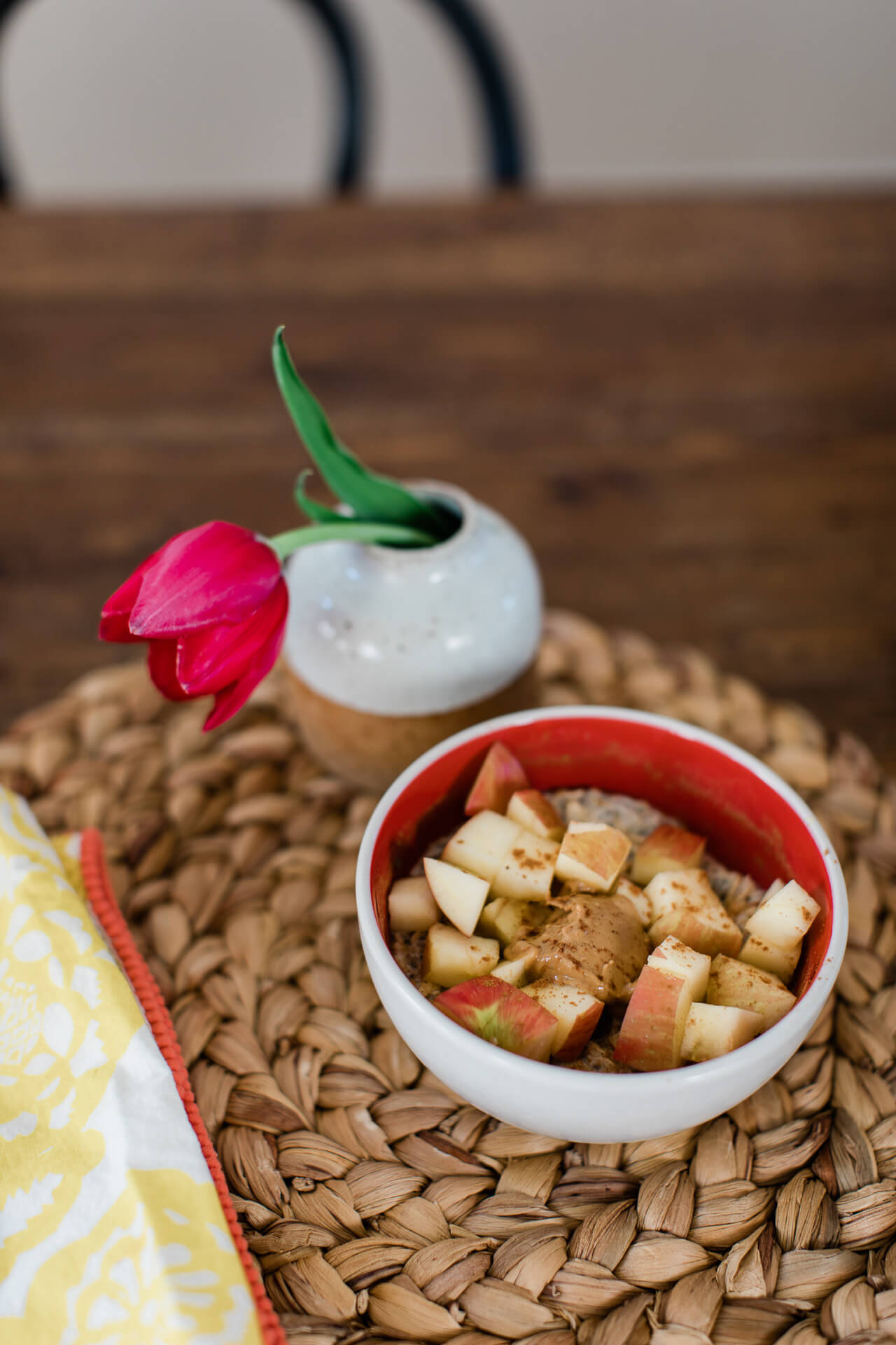 I am obsessed with this peanut butter oatmeal recipe! - M Loves M @marmar