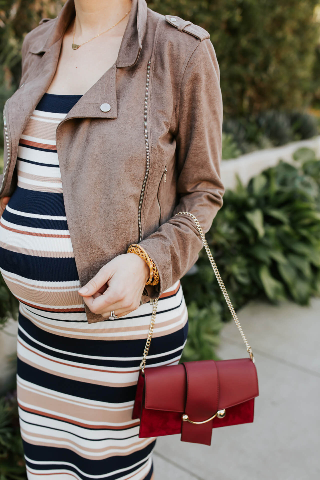 This small red crossbody bag is so cute! - M Loves M @marmar