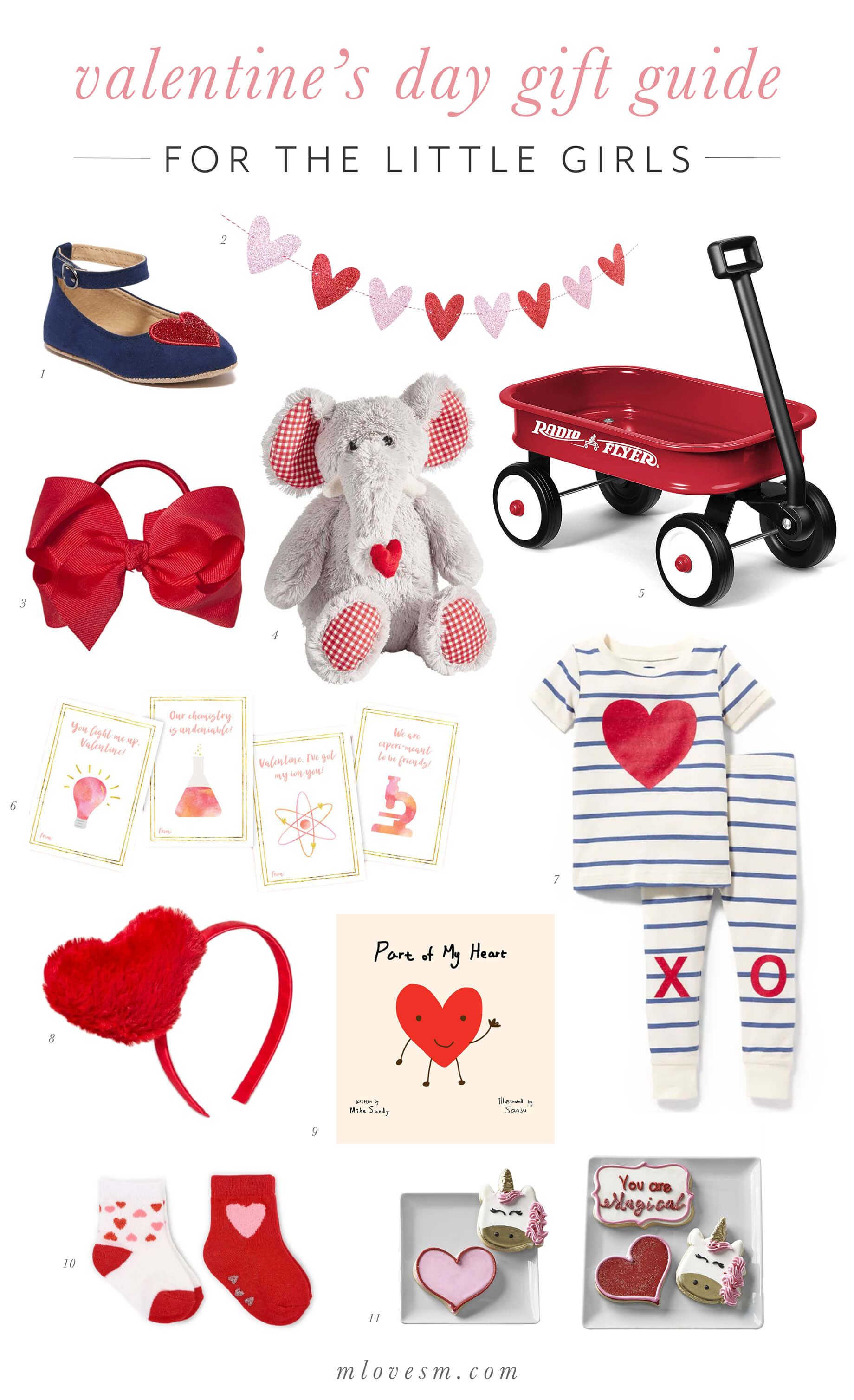 A Valentine's Day gift guide for the kids! - M Loves M @marmar