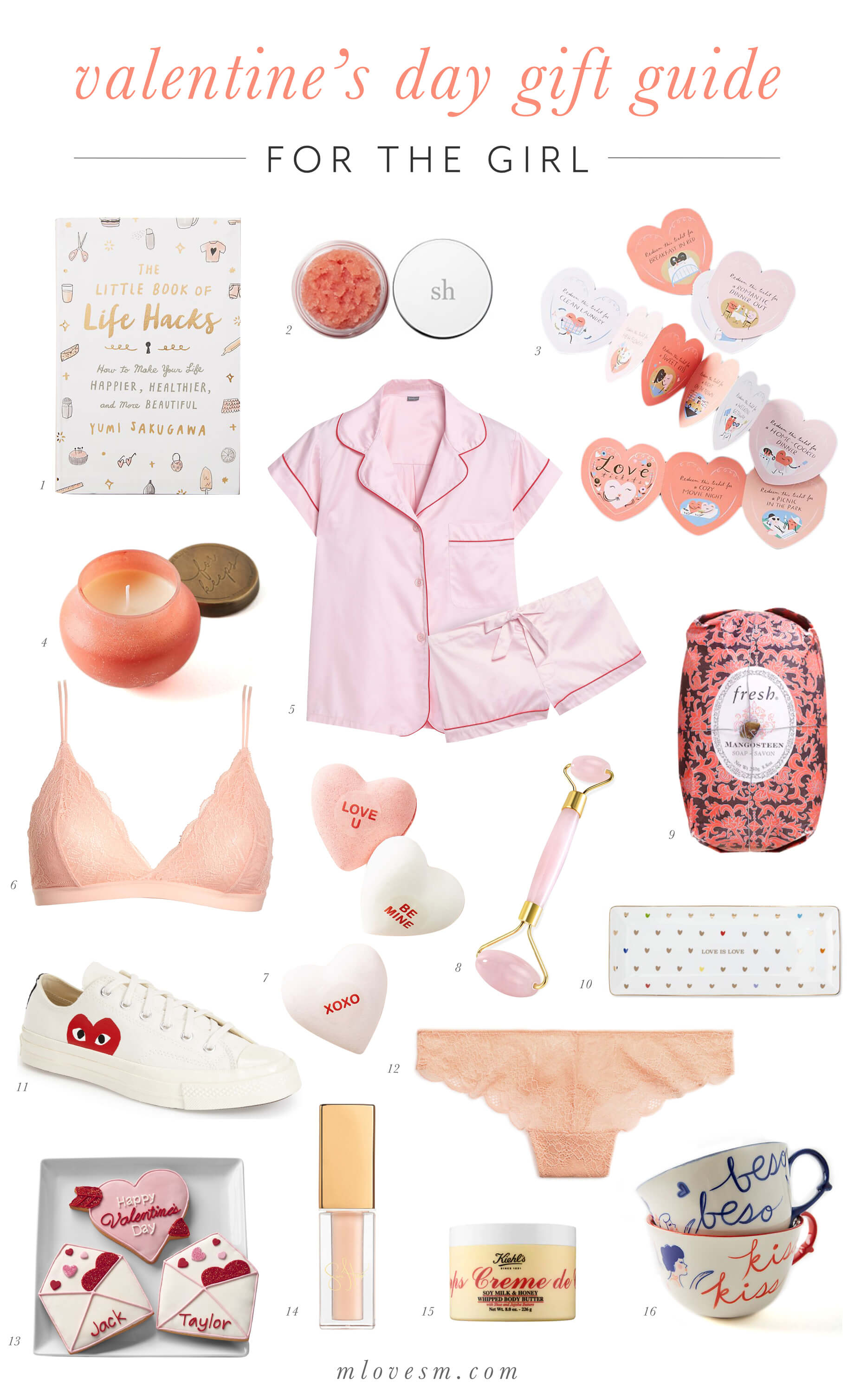A Valentine's Day gift guide! - M Loves M @marmar