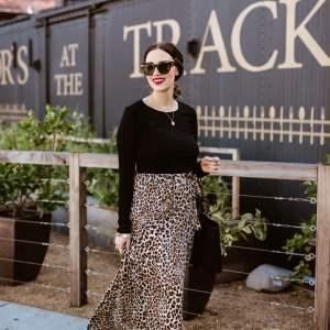 A classic leopard print combo! - M Loves M @marmar