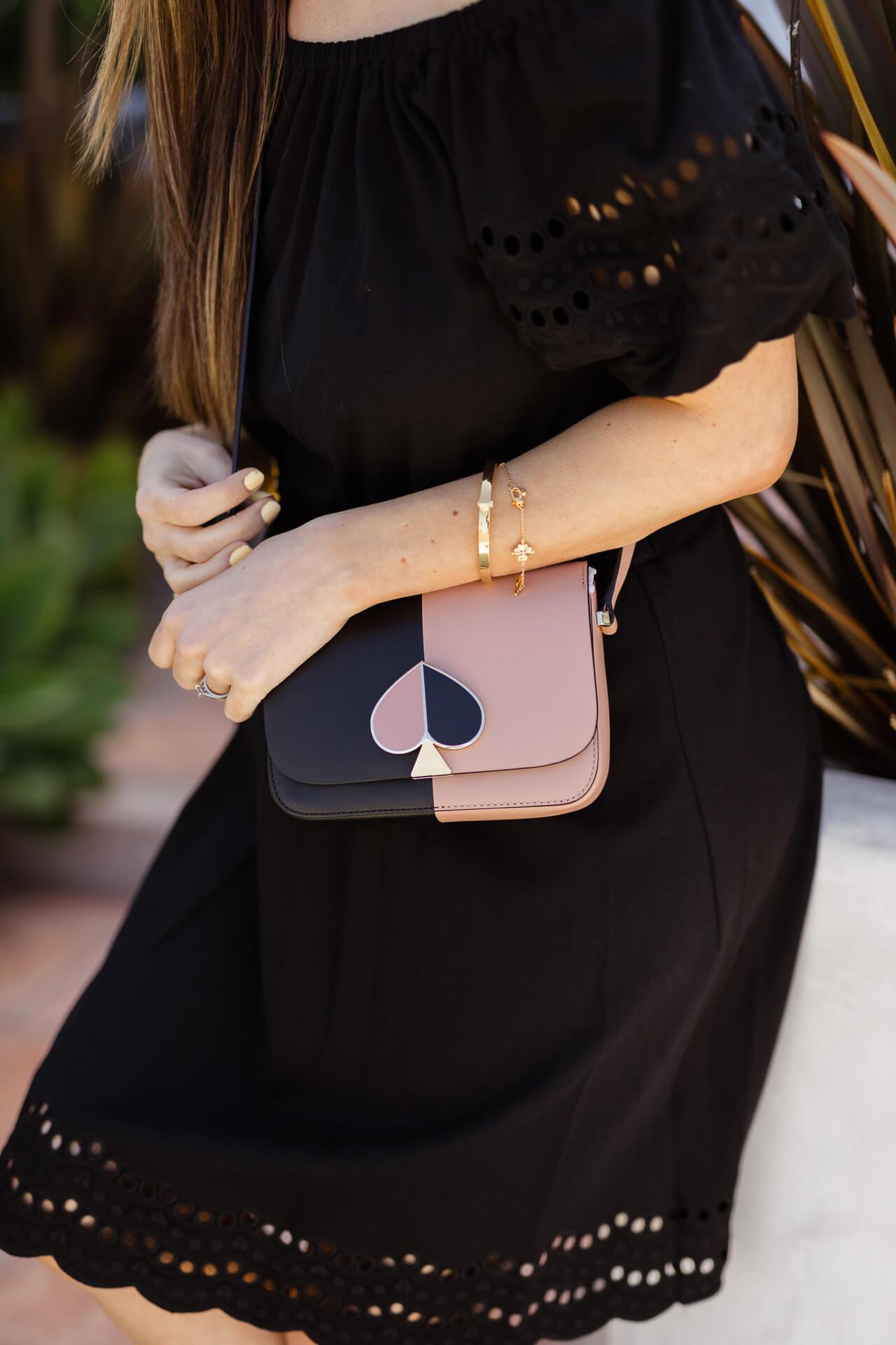 A pretty Kate Spade Nicola Twistlock bag! - M Loves M