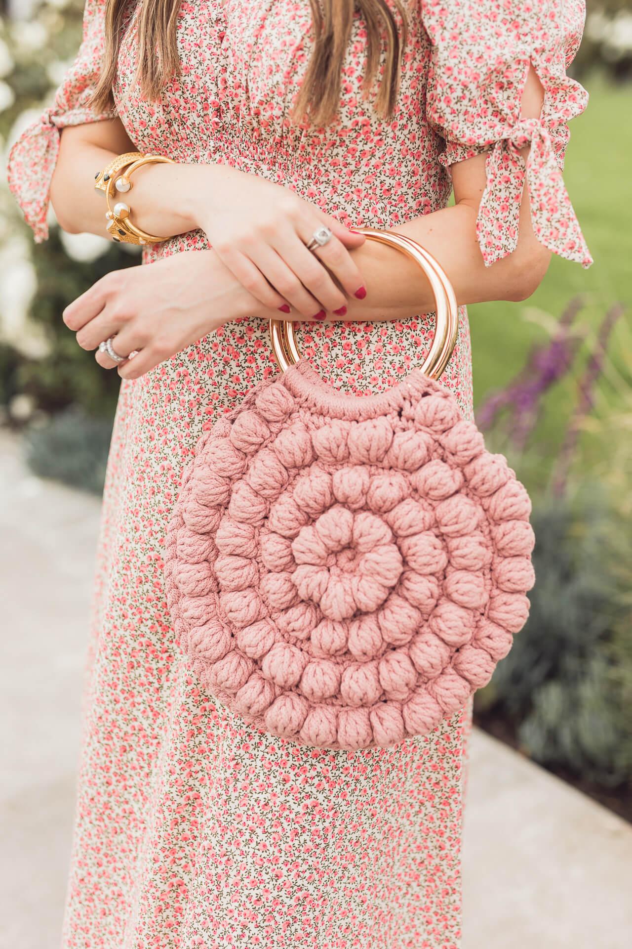 An Ulla Johnson knit bag! - M Loves M