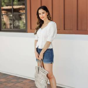 Love these puff sleeve tops! - M Loves M