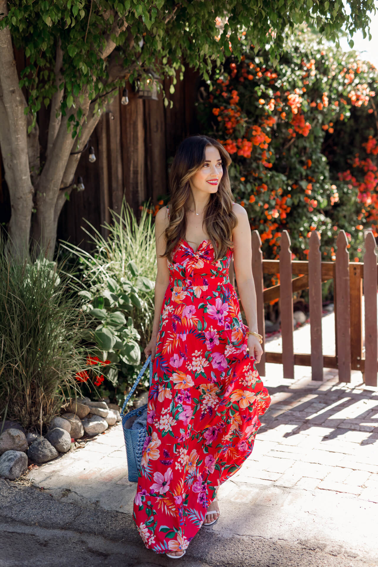 A summer maxi dress outfit! - M Loves M
