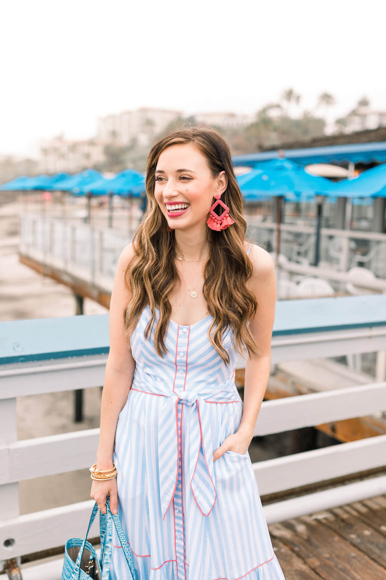 Fun affordable statement earrings! - M Loves M