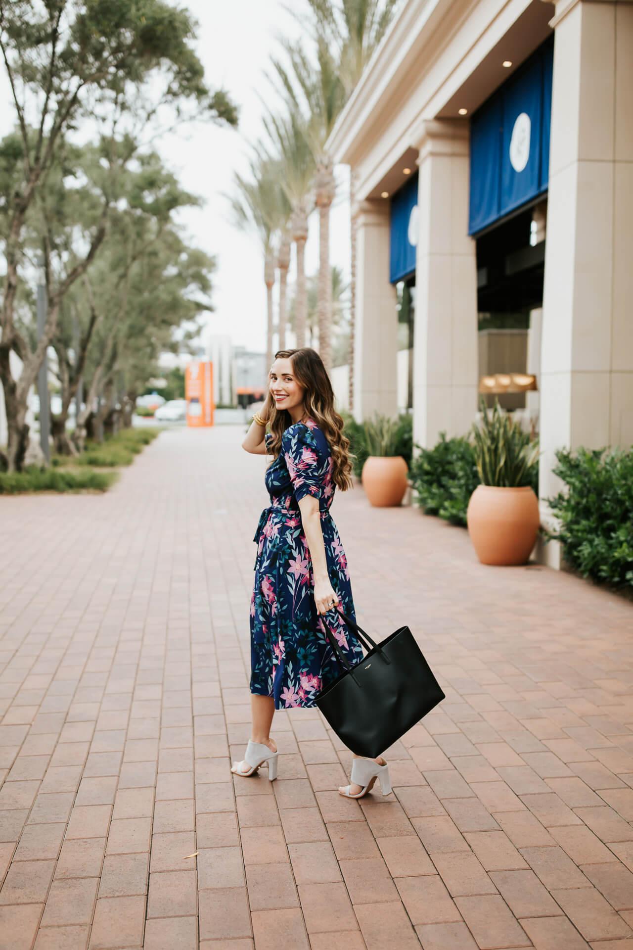 feminine work outfit - M Loves M @marmar