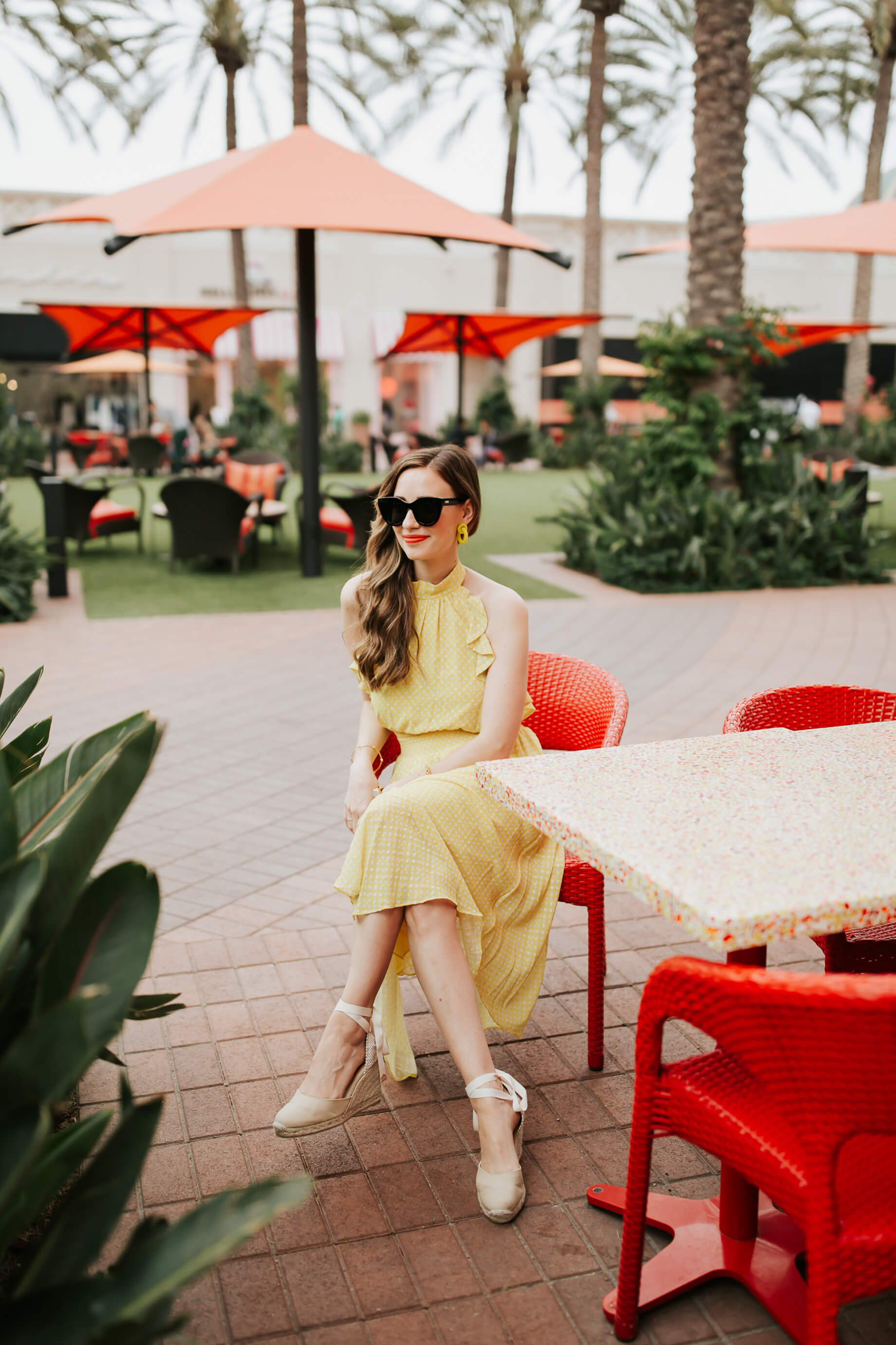 the prettiest yellow dress for summer- M Loves M @marmar