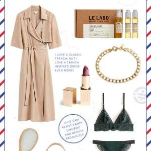 The romantic getaway packing list! - M Loves M @marmar
