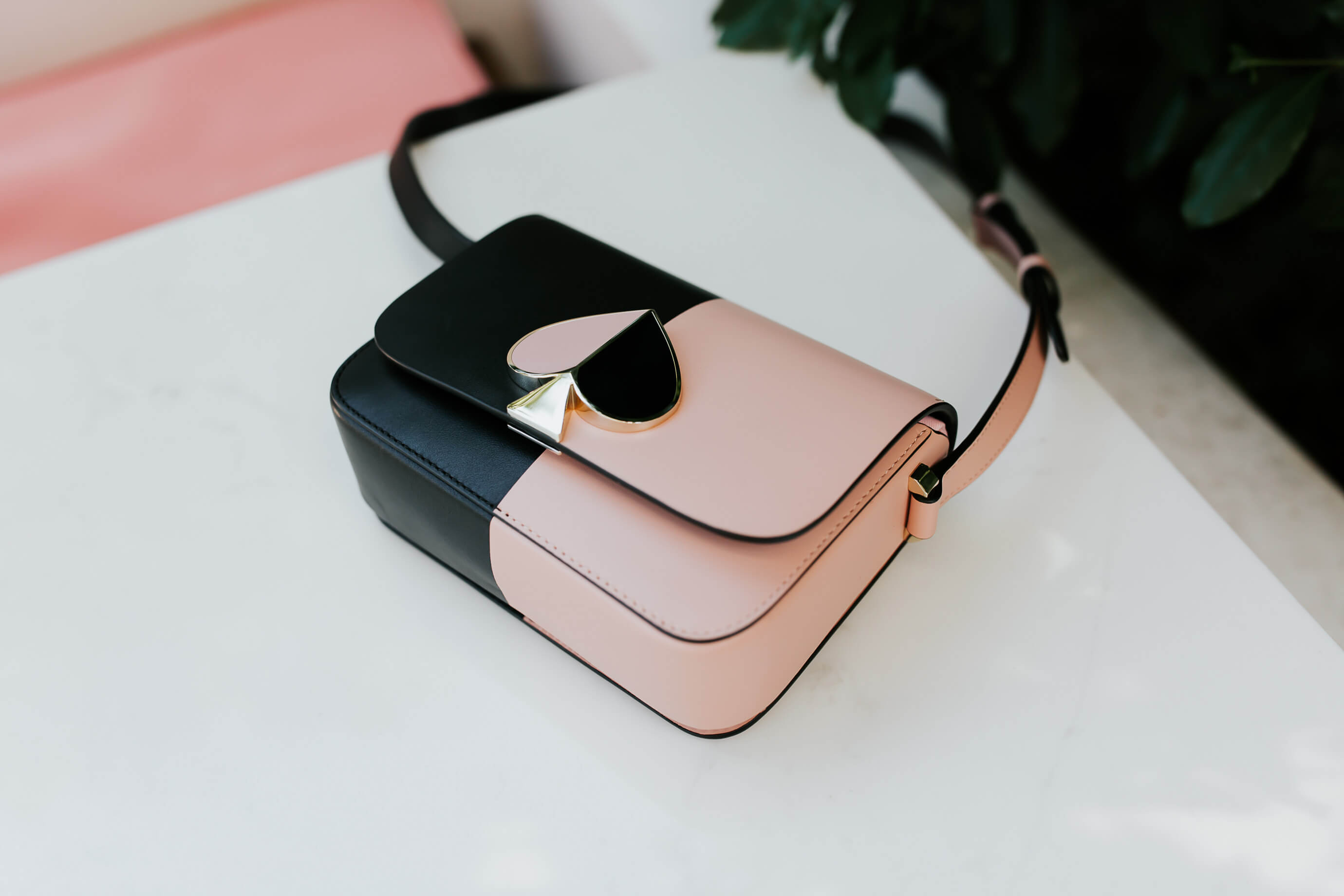 The cutest black and pink bag from Kate Spade - M Loves M @marmar