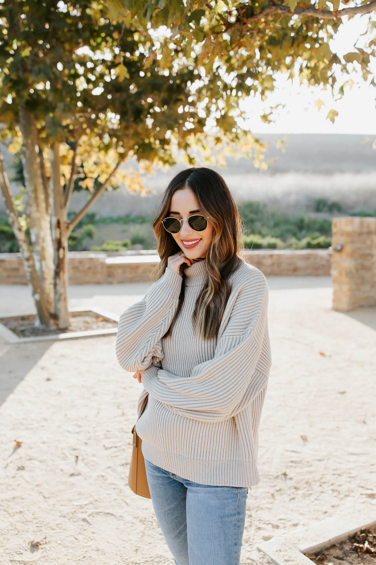 I love this oversized J.Crew sweater! - M Loves M @marmar