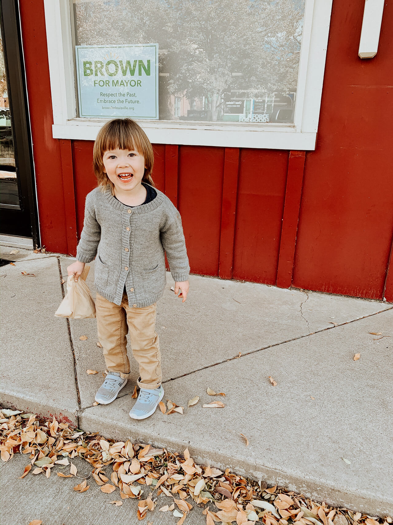 Toddler fall outfit! - M Loves M @marmar