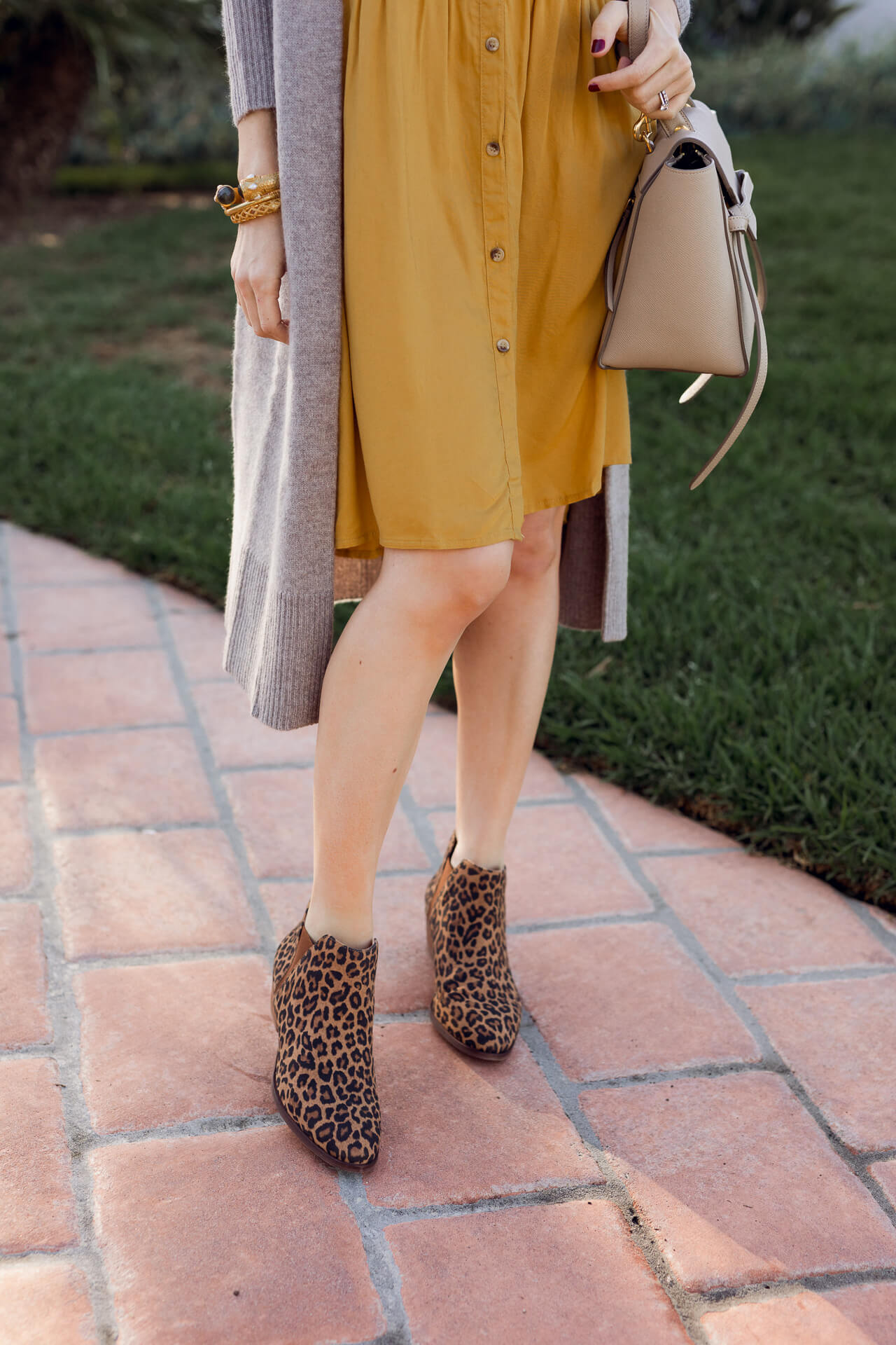 Love these leopard booties from Zappos! - M Loves M @marmar