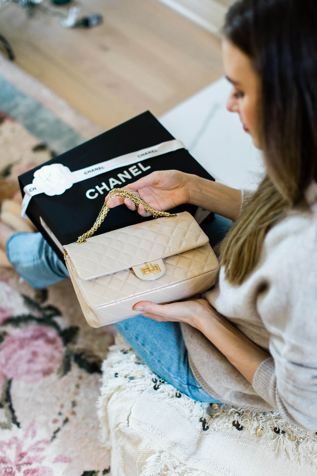 I found my Chanel dream bag for a great price used! - M Loves M @marmar