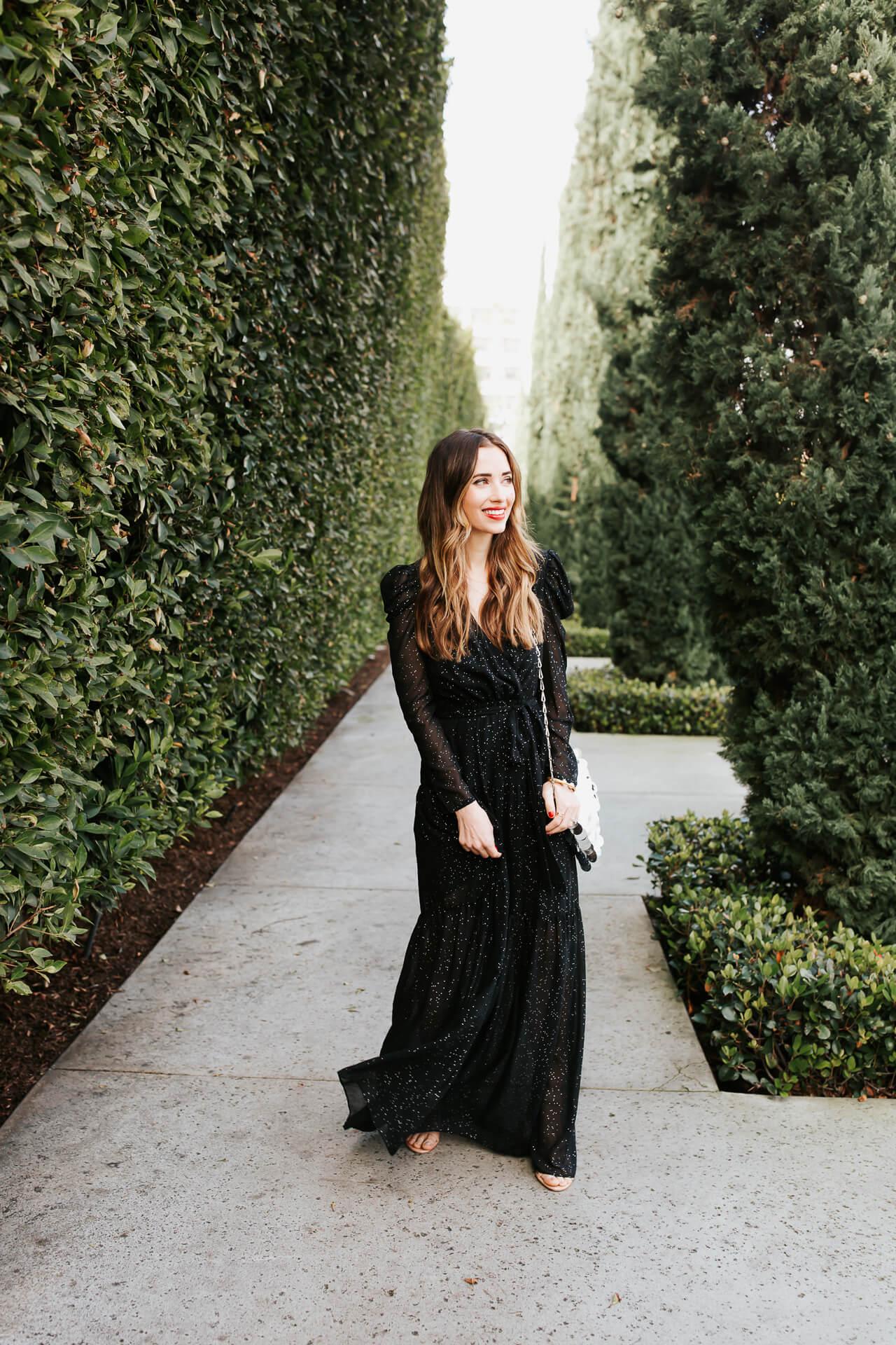 An Eliza J black party dress! - M Loves M @marmar