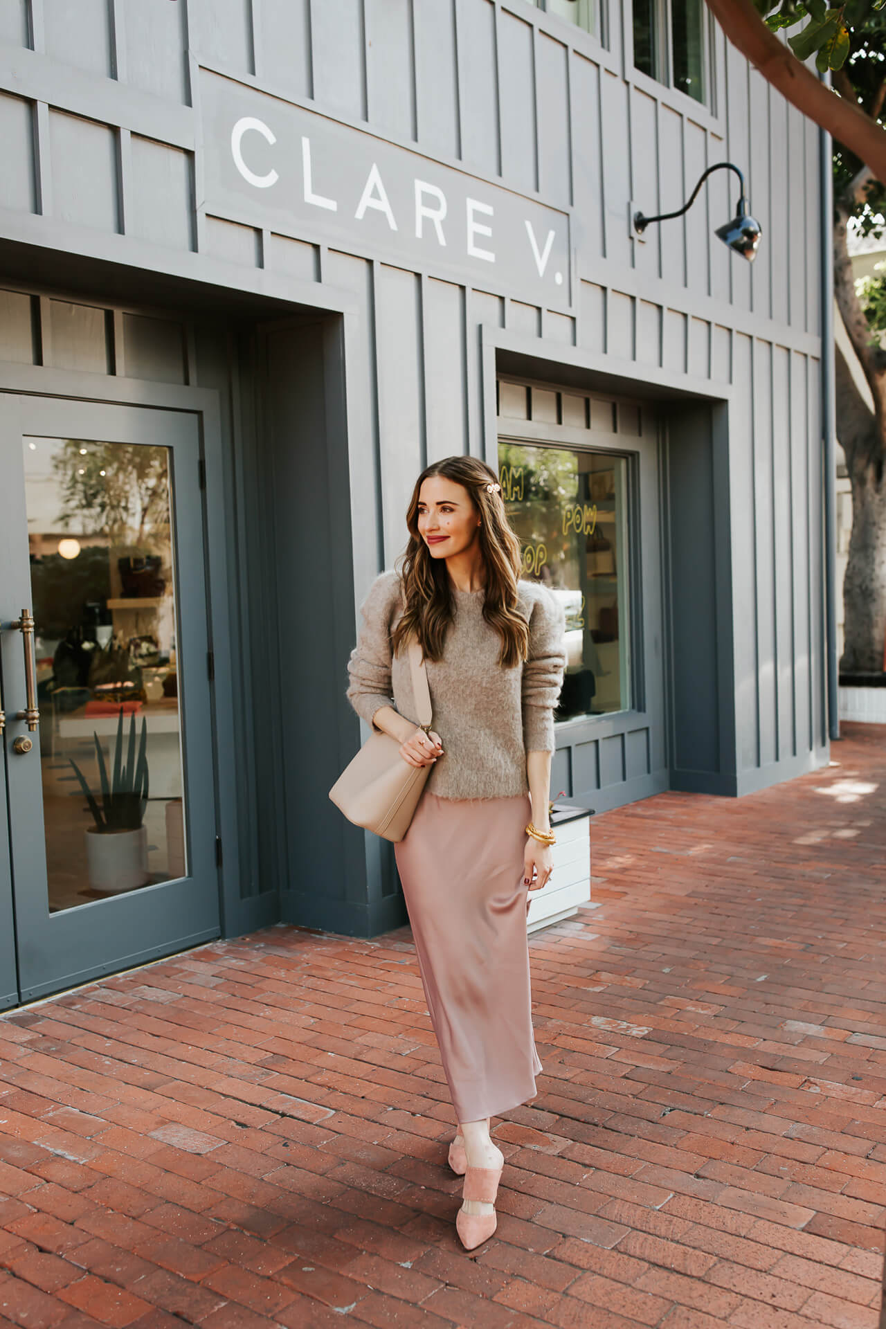 How to style a slip dress! - M Loves M @marmar