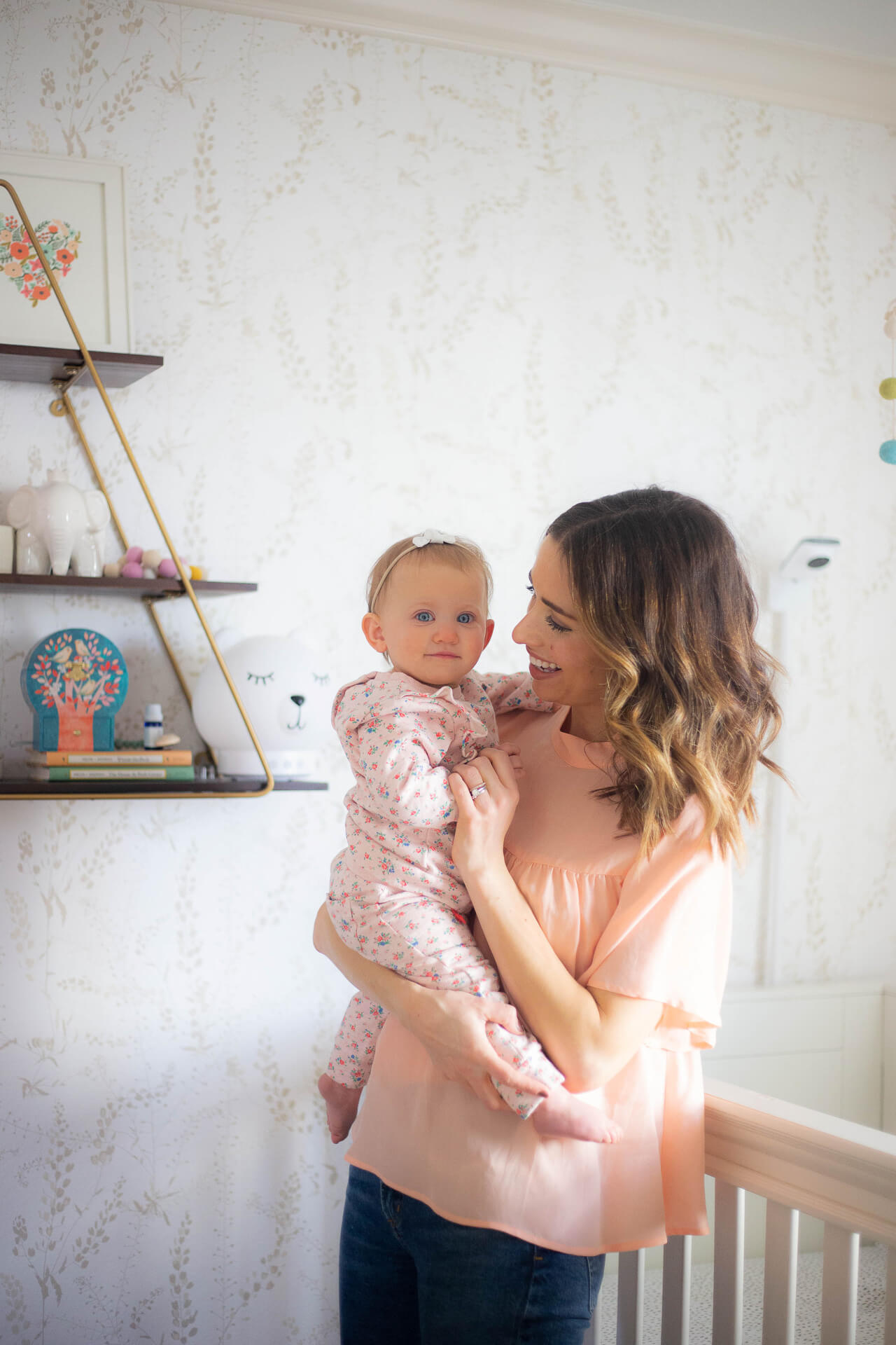 A letter to my baby on her first birthday! - M Loves M @marmar