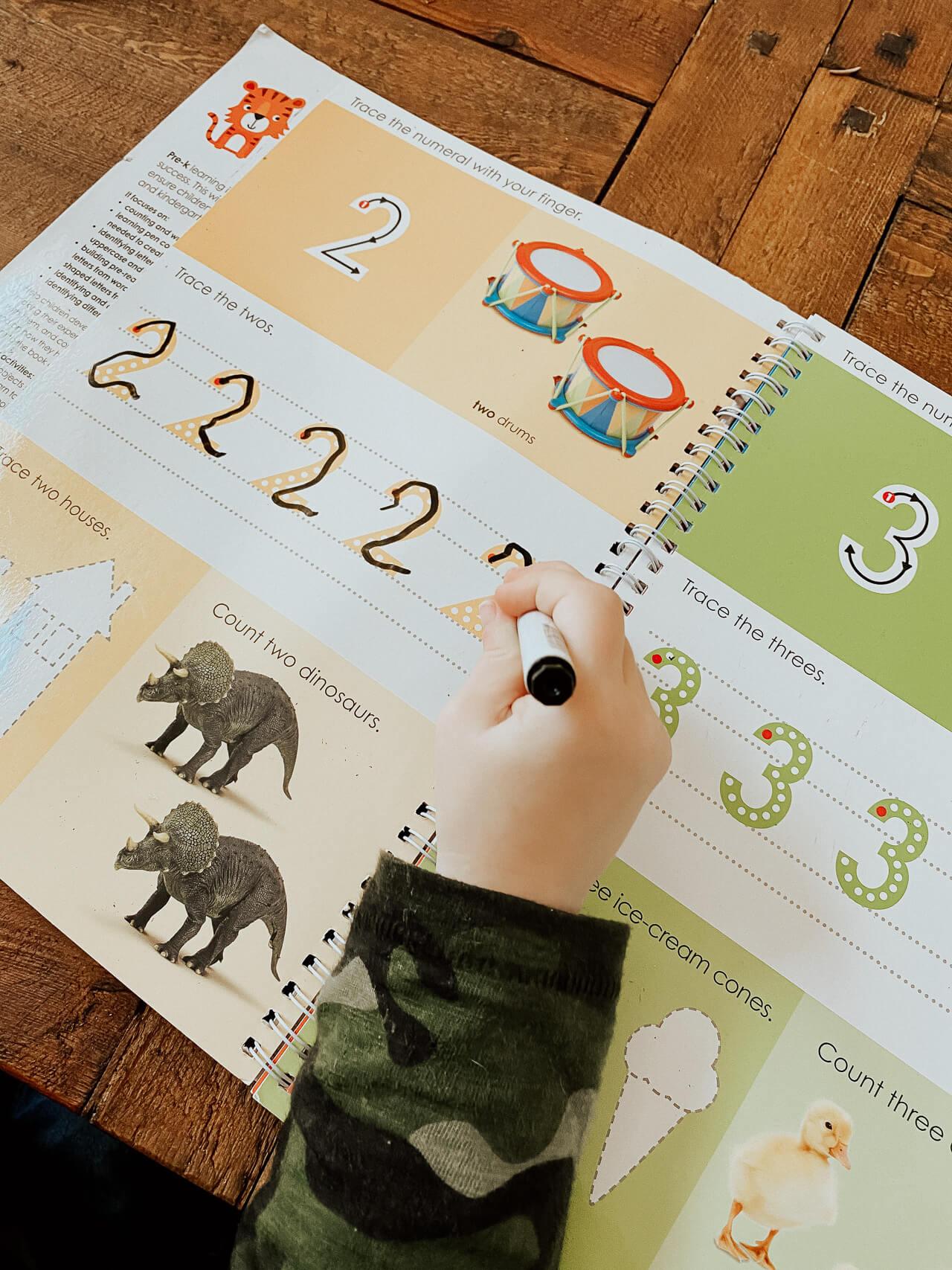 Easy school books for babies! - M Loves M @marmar