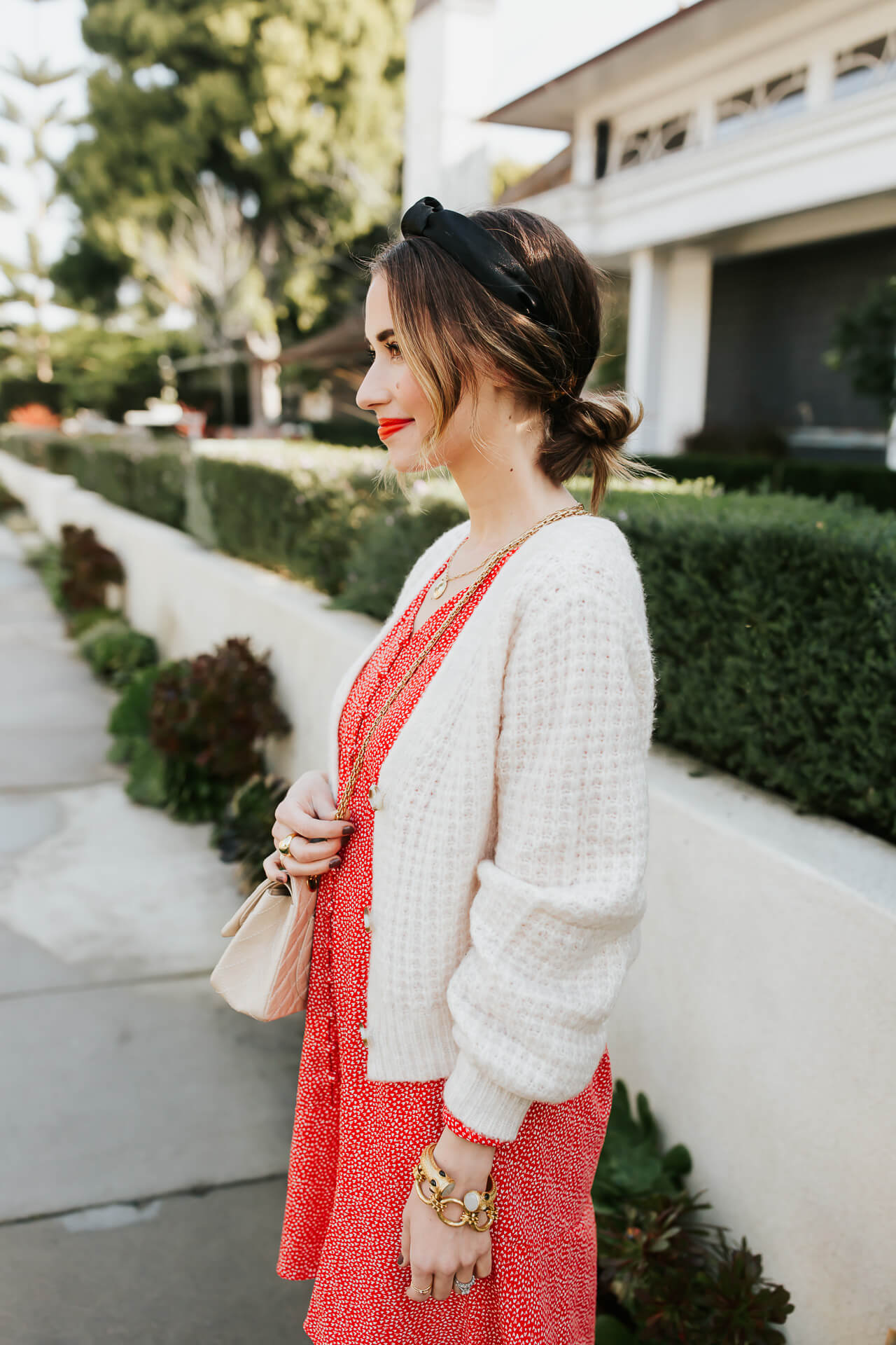 A chic Parisian inspired outfit! - M Loves M @marmar