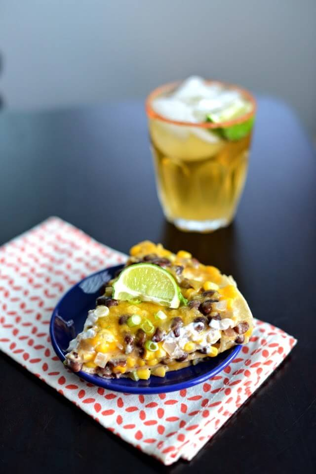 Love this tasty Mexican pie recipe! - M Loves M @marmar