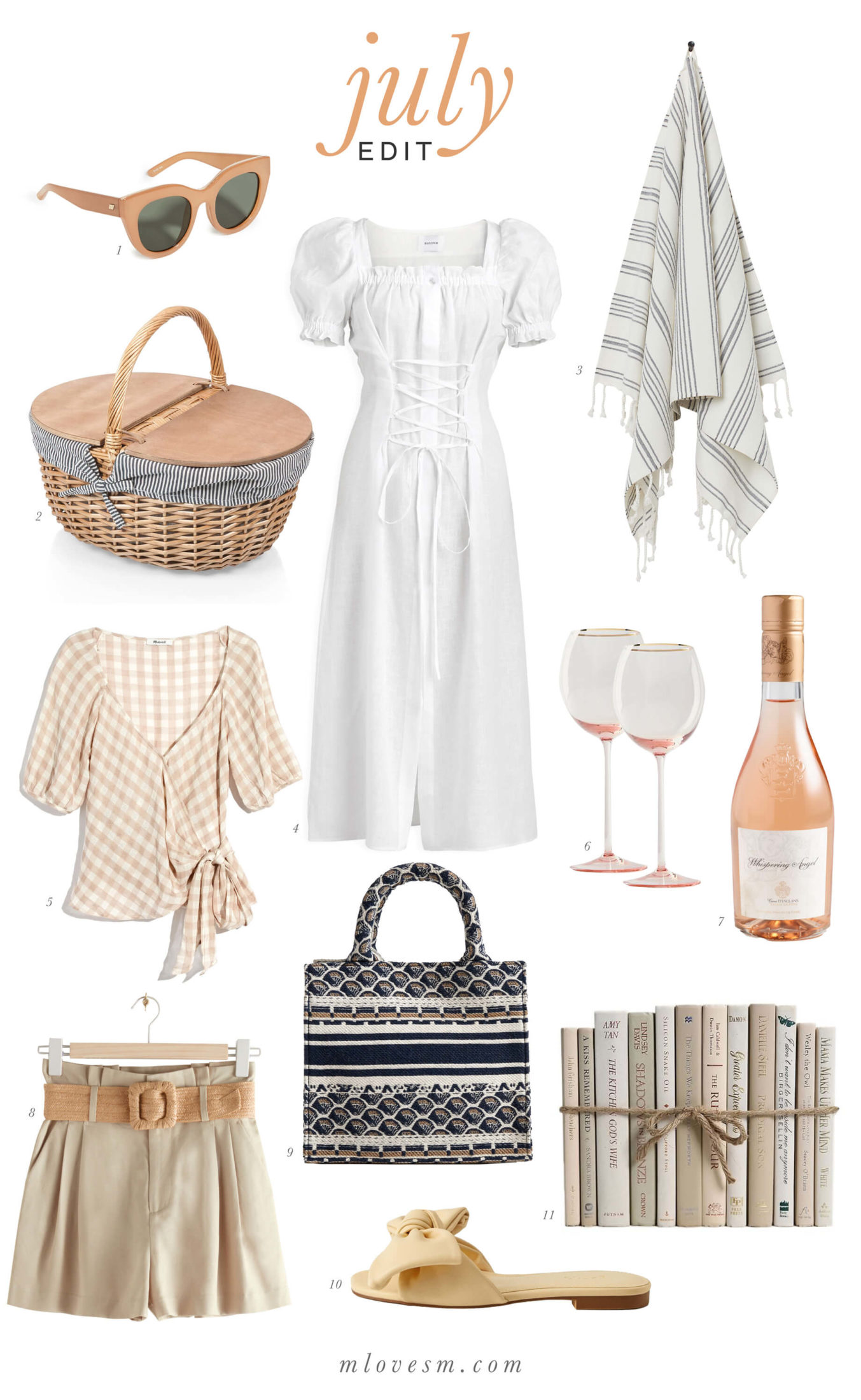 Here are some pieces for a perfect picnic look! - M Loves M @marmar