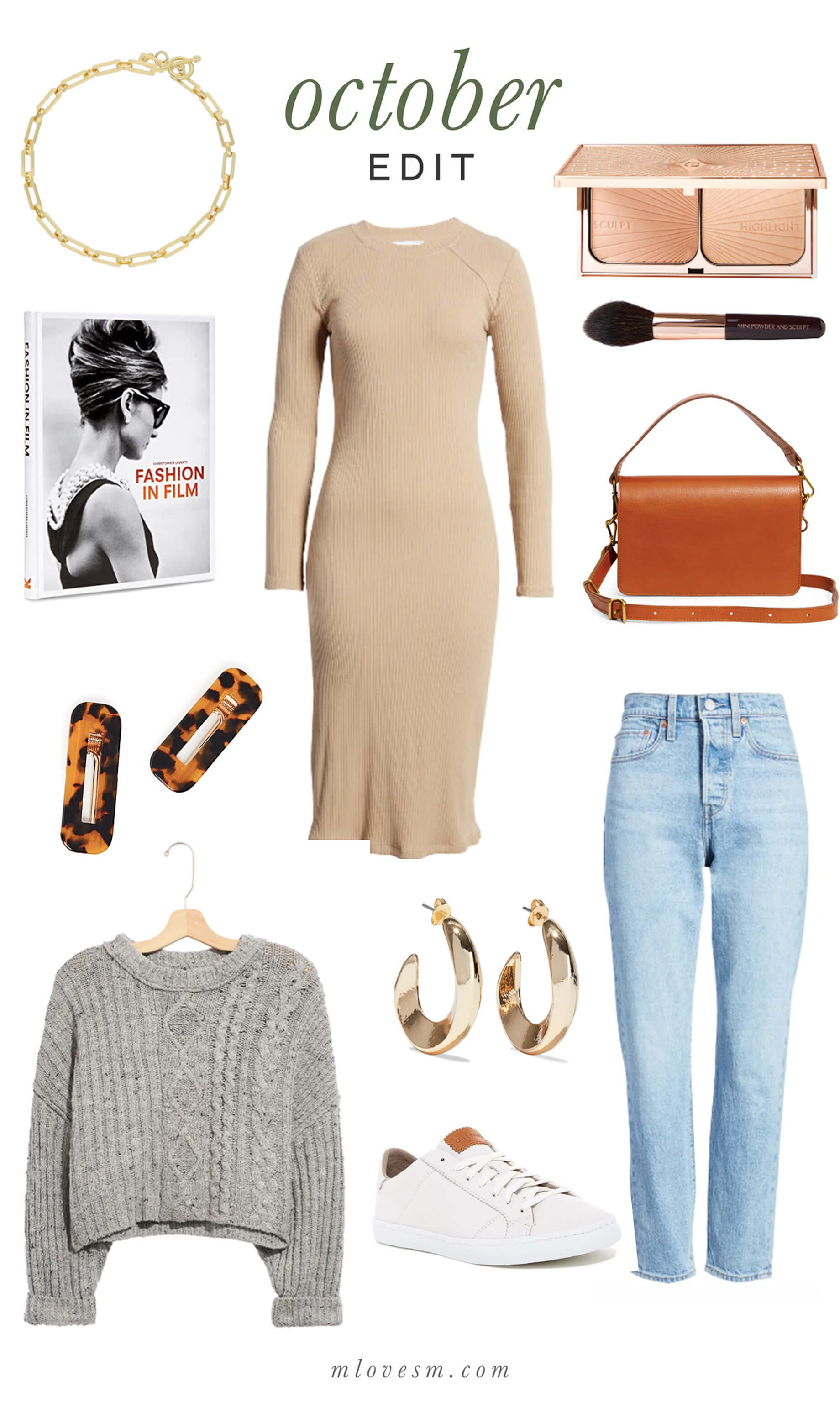 october edit - california casual style inspiration - M Loves M @marmar