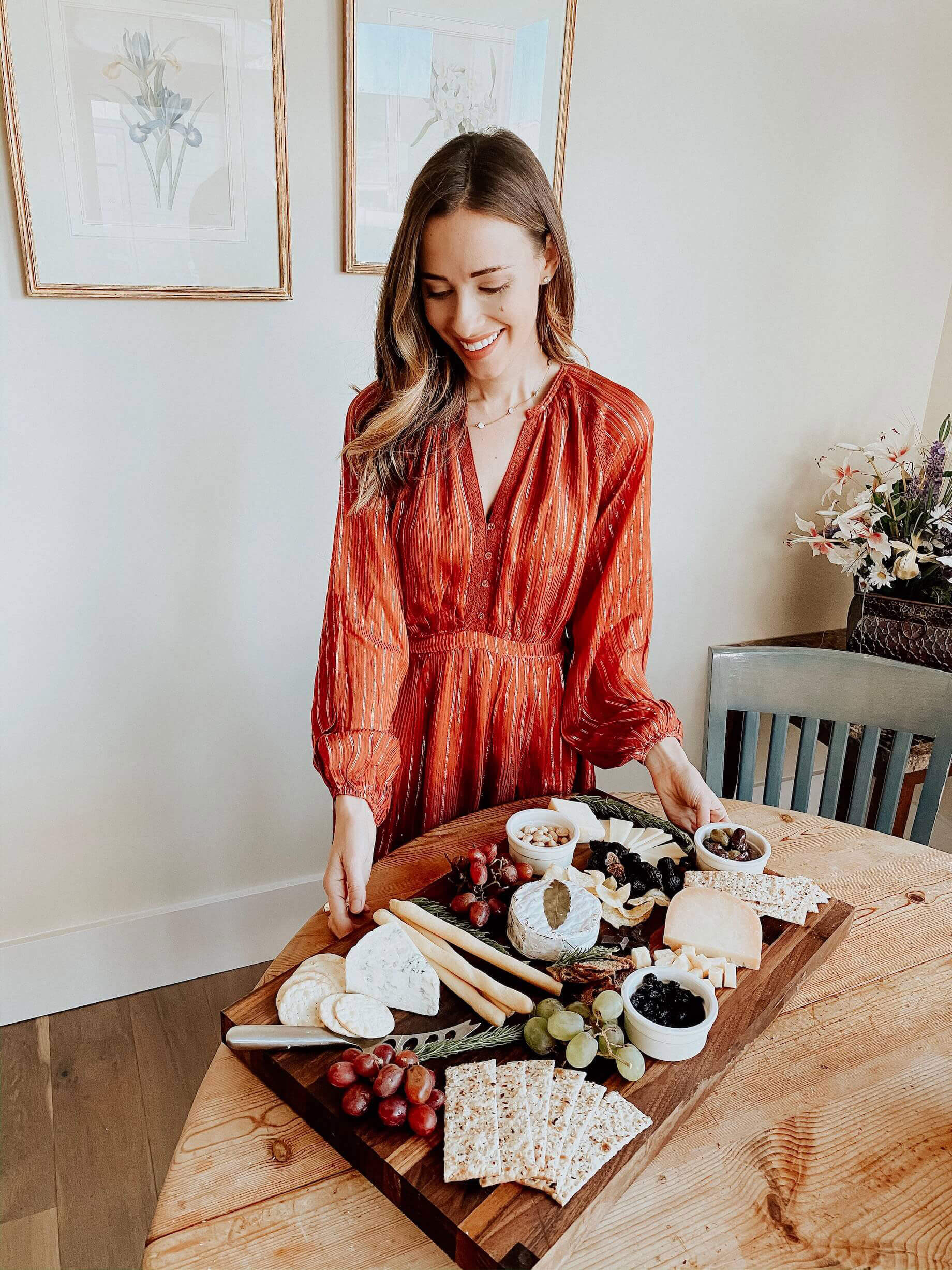 tips for putting together a holiday cheese board - M Loves M @marmar