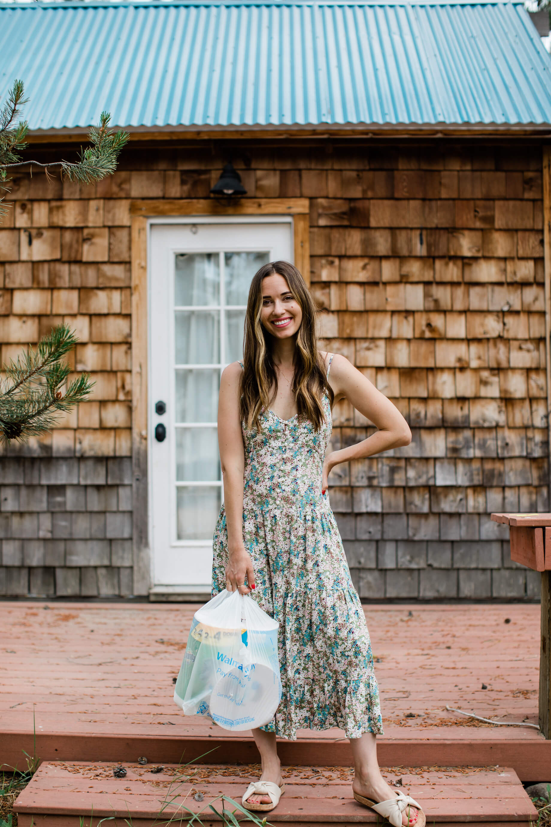 walmart+ essentials for a weekend at the lake - M Loves M @marmar
