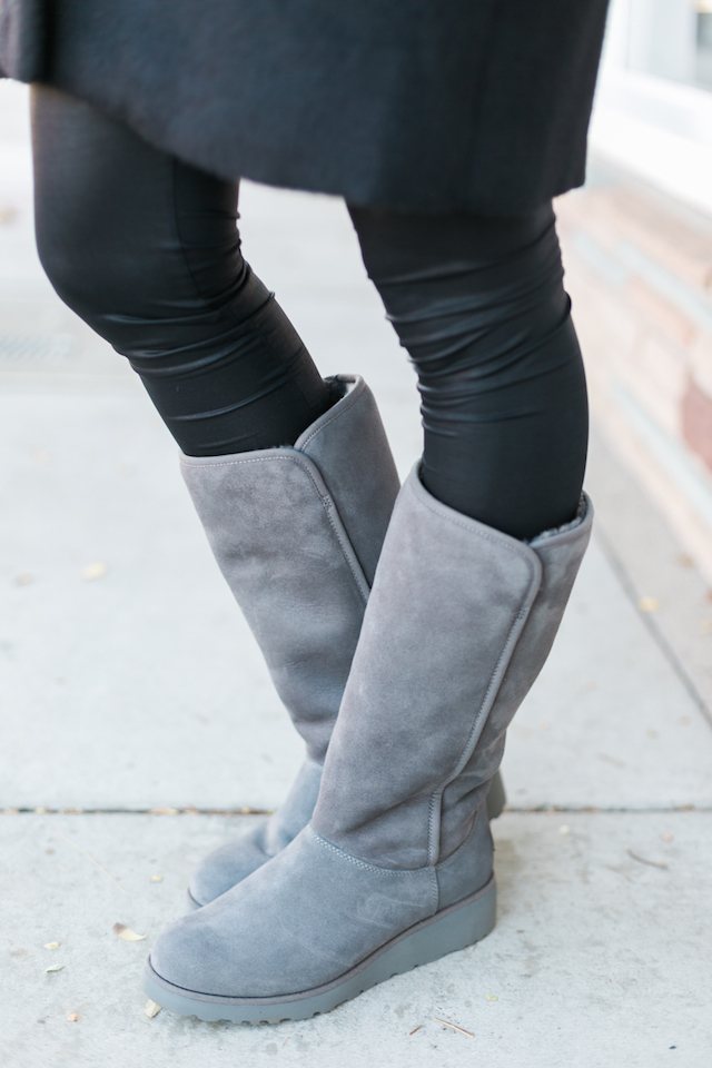 comfy UGG slim boots M Loves M @marmar