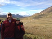 Us and Denali (aka Mt. McKinley).